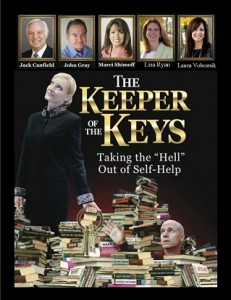 Lisa Ryan in The Keeper of the Keys with Jack Canfield