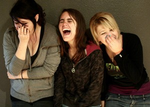 Lisa Ryan - Grategy - friends laughing