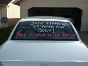 Dr. Arndt's car