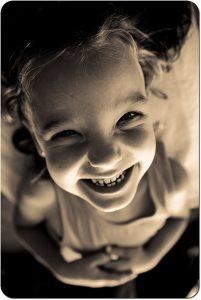 Lisa Ryan Grategy sincere child