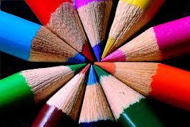 Lisa Ryan Chief Appreciation Strategist at Grategy colored pencils