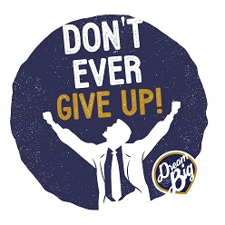 Lisa Ryan Grategy dont give up
